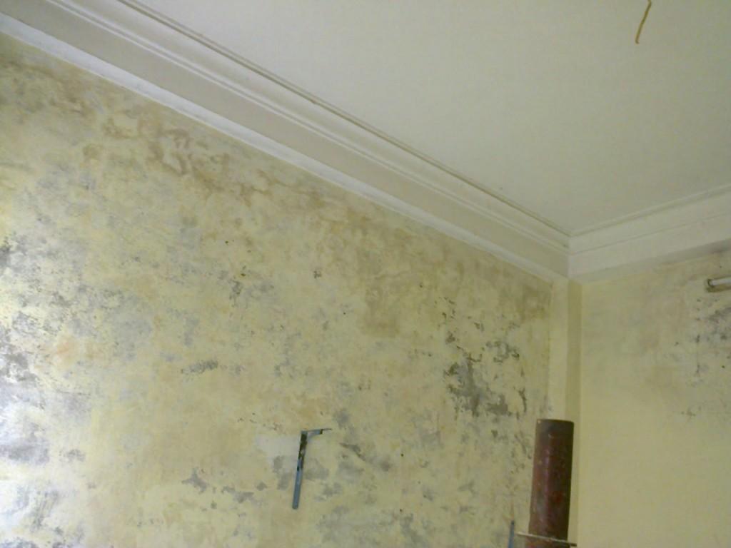 Các sự cố khi thi công sơn tường và giải pháp khắc phục